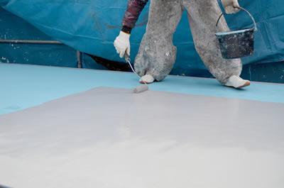 屋上防水工事例