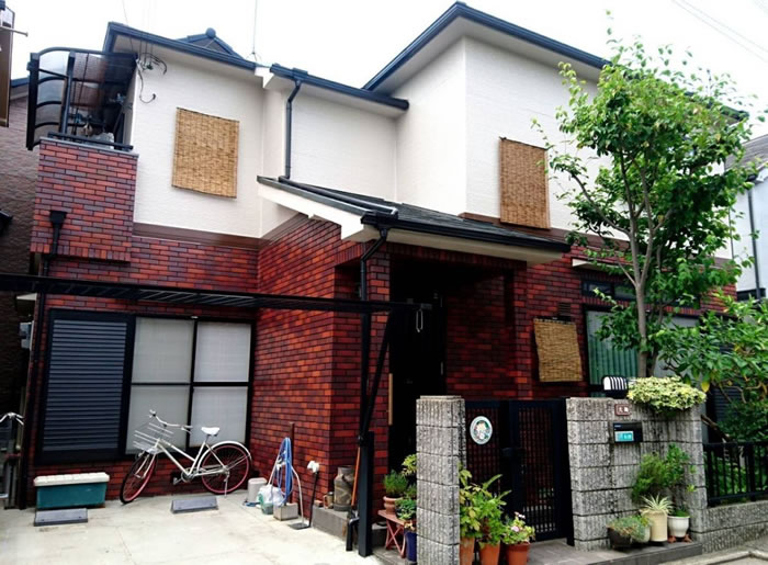 堺市で外壁塗装
