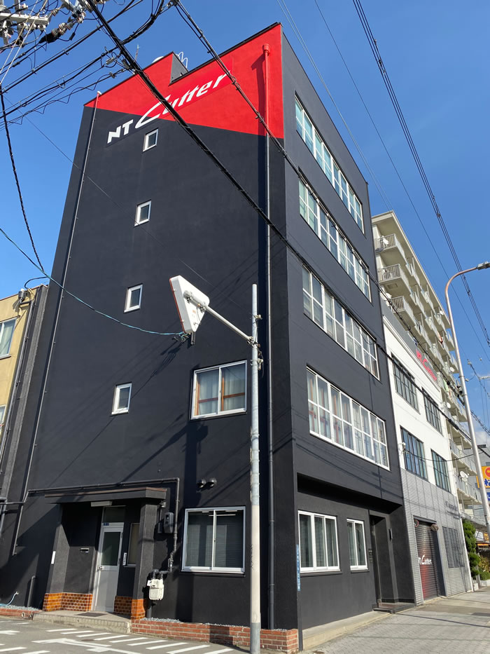 大阪市東住吉区のビルで大規模修繕