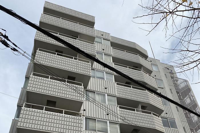 大阪市福島区の他のマンションで大規模修繕や外壁塗装