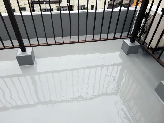 大阪市北区で防水工事や外壁塗装