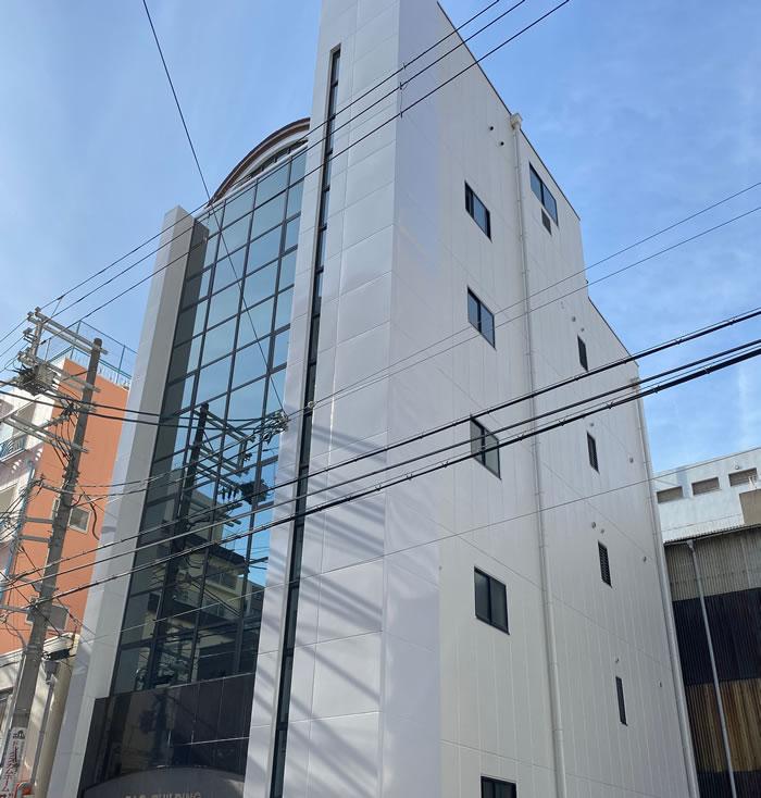 大阪市西区の大規模修繕や外壁塗装
