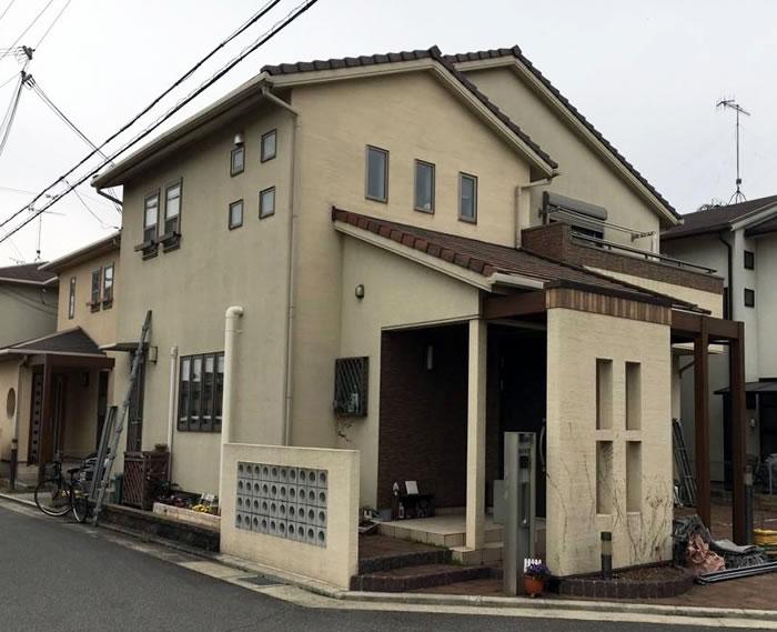 大阪市住吉区で大規模修繕工事・外壁塗装