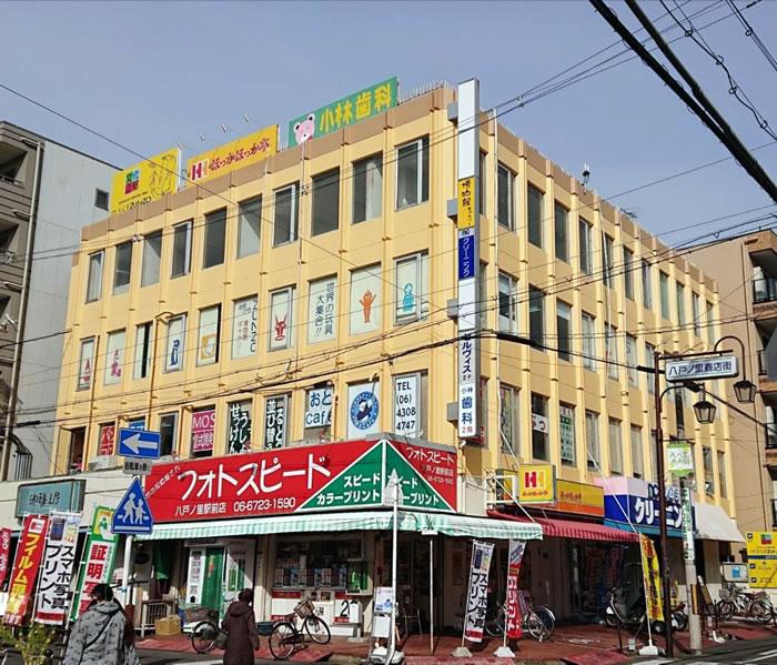 東大阪市のマンションやビルで外壁塗装・大規模修繕工事を格安で